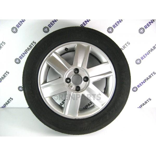 Complètement et trop extrême Renault Megane II / Scenic II 2003-2009 16'' Wheel + Tyre &DT_01