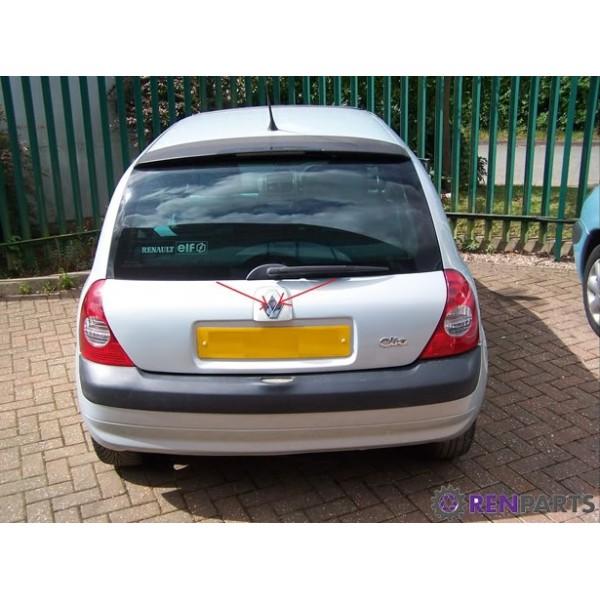 Renault Clio 2: Renault Clio II PH2 2001-2006 Boot Tailgate Locking