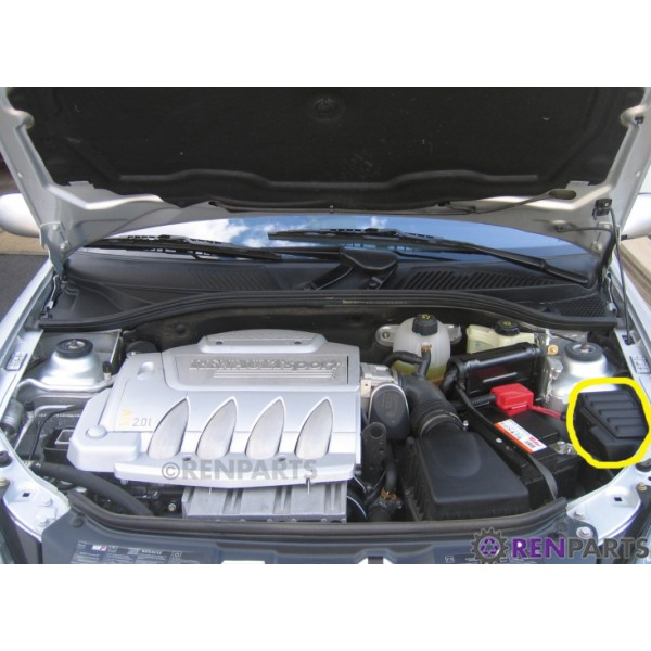 Renault Clio V Reg Fuse Box : Espace mk iii fuse box locations pictures layout