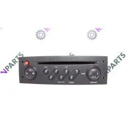 Renault Clio III 197 2006-2008 CD Player Tuner Update List MP3 (Recycled)