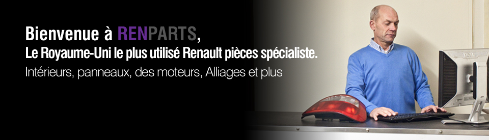 renparts, used renault parts specialist, Doncaster.